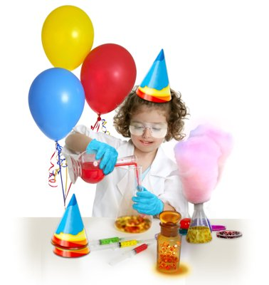 Kids Birthday Parties Mad Science Group Inc - Childrens birthday party ideas edinburgh